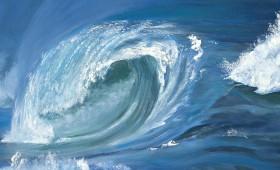 Blaue Energie